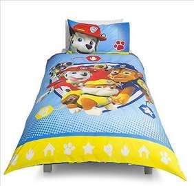 Patrolne šape posteljina