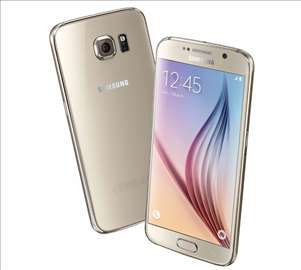 Samsung G920 .32gb F S6 beli crni gold
