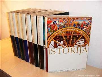 Kolekcija Vuk Karadžić enciklopedije 1-8