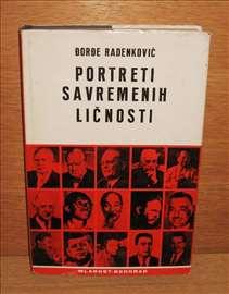 Ðorde Radenković - Portreti savremenih ličnosti