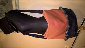 Unikatna ženska torba - ručni rad, novo #2