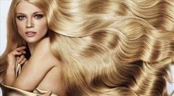 Nadogradnja prirodne kose keratinom povoljno