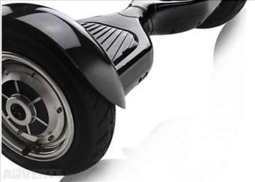 """Hoverboard - električni skuter 10"""" crni"""