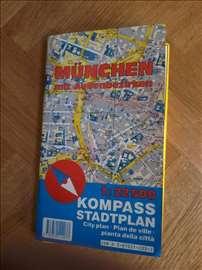 Munchen (mapa)