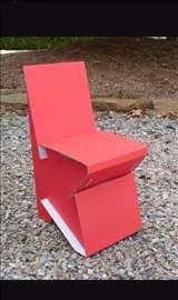 Stolice kartonske