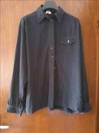 Crna bluza. Vel. XL