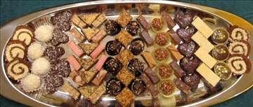 Domaći slavski kolači