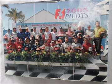 Knjiga:Formula 1na vodi,2005.g.A 4 format,100 str