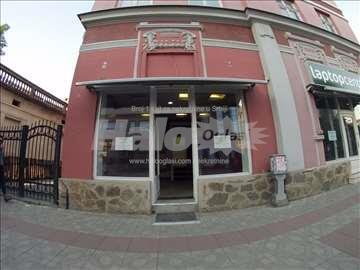Lokal za izdavanje 70m2, Jagodina (strogi centar)