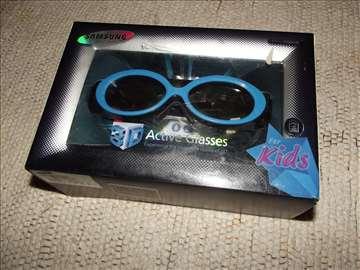 Samsung naočare 3D Active Glasses nove!
