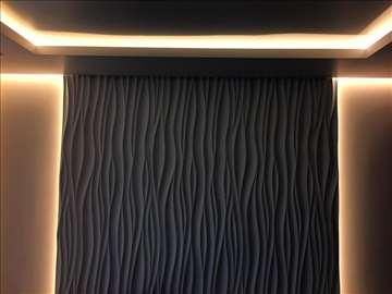 3d gipsani paneli za zid