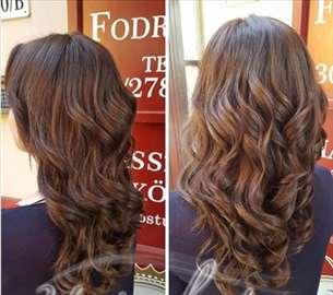 Prirodna kosa mađarskog porekla