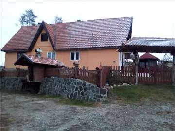 Издајем собе на Водицама/Златибор за Нову год.