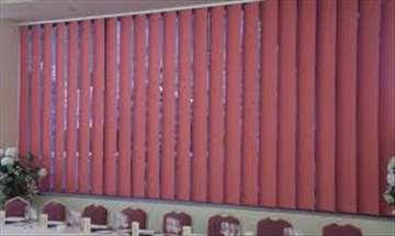 Pranje trakastih zavesa