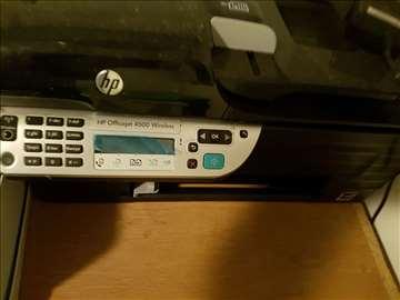 Skener i Fax