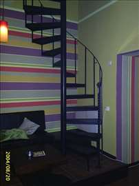 Kružne spiralne stepenice