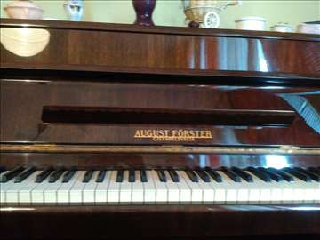Prdaja-pianino Forster