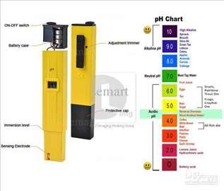 Digitalni pH metar  pH tester pH merač  digitalni