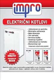 Električni kotlovi Impro
