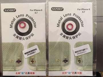 Kamera protektor za iPhone 6plus/6s plus-crni