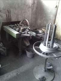 Mašine za proizvodnju eksera