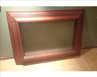 Drveni ram za LCD ili plazmu TV, polovan, ekstra