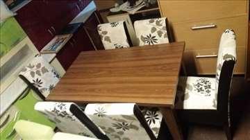Trpezarijski stolovi i stolice