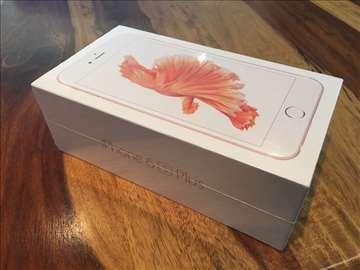 Apple iPhone 6 128GB rose Gold