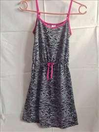 C&A zebrasta haljina