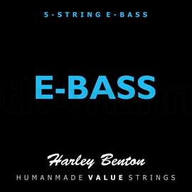 HB 045-130 Bass 5-Strings, novo+Free PTT