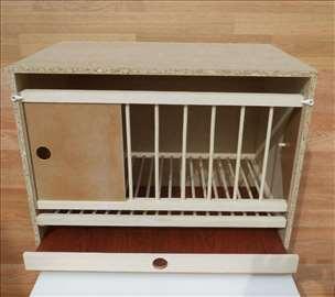 Priplodna kutija za golubove