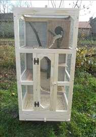 Veliki kavez za veverice