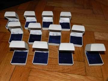 Kutije za prstenje, 12 komada