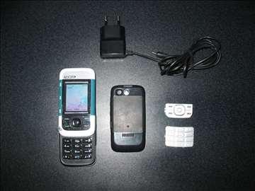 Nokia 5200, odlično stanje, srpski jezik