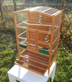Nov kavez za papagaja