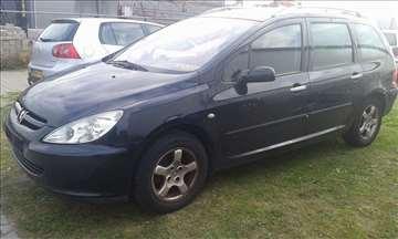 Peugeot 307 sw 2.0 hdi 66 kw,uvoz