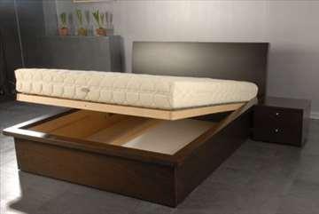 Popravka kreveta na terenu