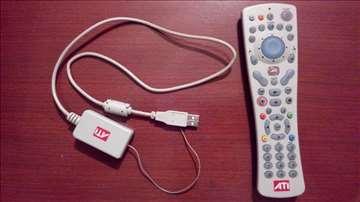 RF Remote control/USB receiver