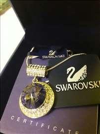 Swarovski ogrlica Diplomat, novo