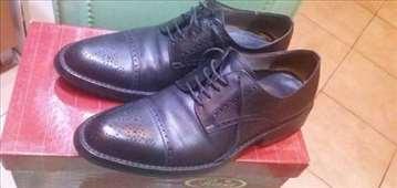 "Cipele kožne hand made ""Raša"" br. 42"