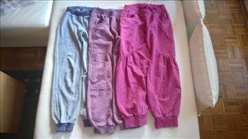 Dečje ženske pantalone