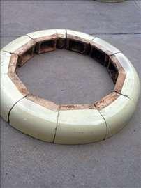 Kaljeva peć - okrugla