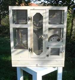 Kavez za veverice i glodare