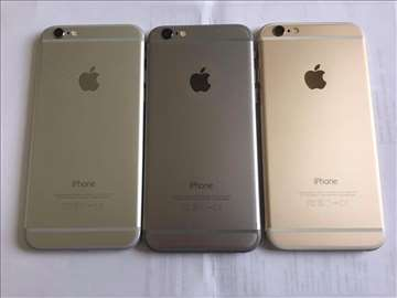 Apple iPhone 6 rose. gold space Gray .Sliver