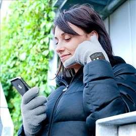 Bluetooth rukavice za Sony