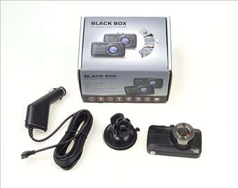 DVR Full HD auto kamera Black box
