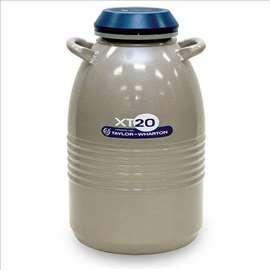 Kontejnere - boce za tečni azot popravljam