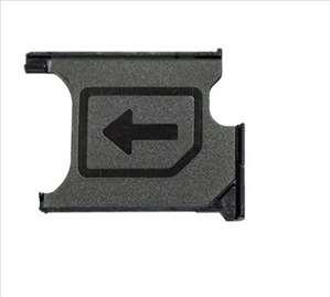 Nosač kartice (sim tray) Sony z1 compact