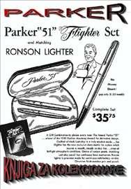Parker - knjiga za kolekcionare