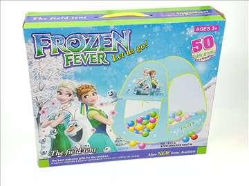 Šator Frozen za decu - novo